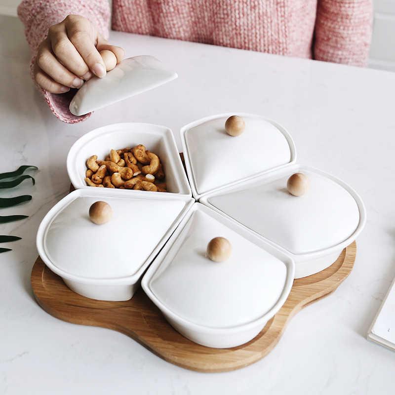 керамические чаши для орехов