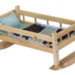 колыбельная кукольная кровать