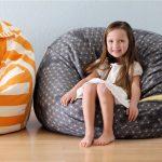 кресло-мешок для ребенка