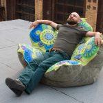 кресло-мешок бабочка