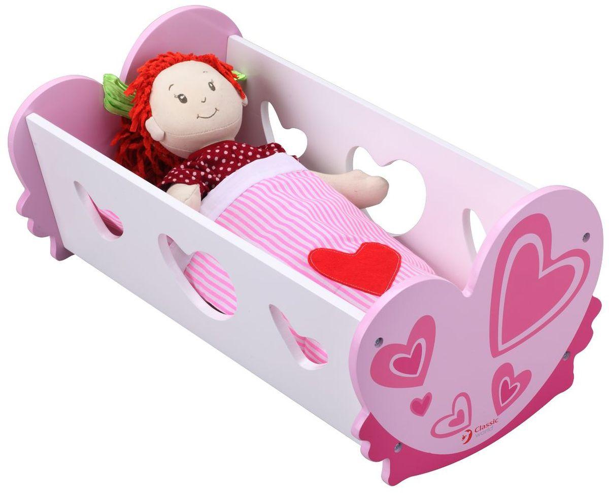 кровать для куклы фото только потому