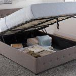 кровать с подъёмным механизмом фото декора