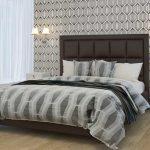 кровать с подъёмным механизмом интерьер фото