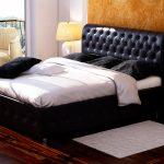 кровать с подъёмным механизмом фото