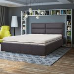 кровать с подъёмным механизмом фото интерьера