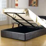 кровать с подъёмным механизмом идеи интерьер