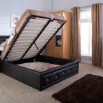 кровать с подъёмным механизмом оформление фото