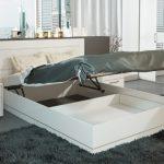 кровать с подъёмным механизмом варианты