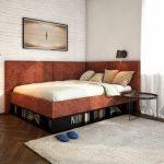 кровать с ящиками идеи дизайн
