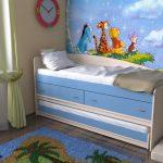 кровать с ящиками фото вариантов