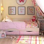 кровать с ящиками фото идеи