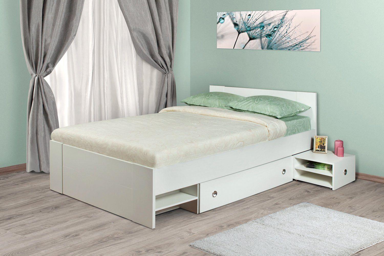 кровать с ящиками фото дизайн