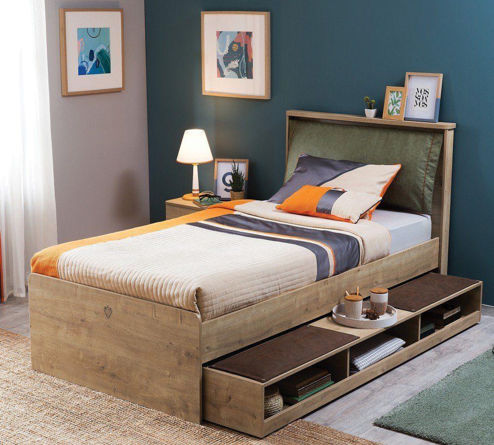 кровать с ящиками идеи