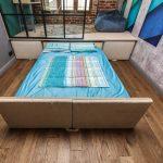 кровать в подиуме оформление идеи
