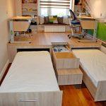 кровать в подиуме фото идеи
