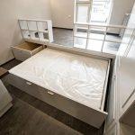 кровать в подиуме фото вариантов