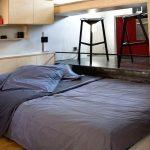 кровать в подиуме идеи виды