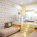 кровать в подиуме дизайн фото