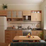 кухня 9 кв метров с диваном идеи варианты
