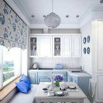 кухня 9 кв метров с диваном дизайн идеи