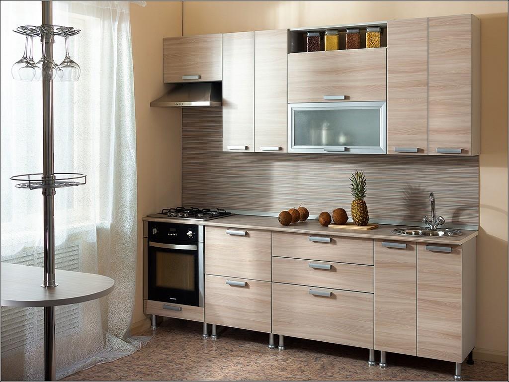 кухня из лдсп фото