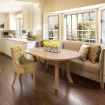 кухня с диваном оформление идеи