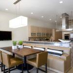 кухня с диваном фото оформления