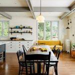 кухня с диваном идеи интерьер