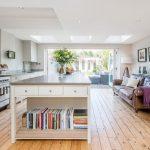 кухня с диваном интерьер идеи