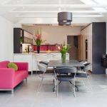 кухня с диваном фото декор