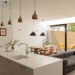 кухня с диваном декор фото