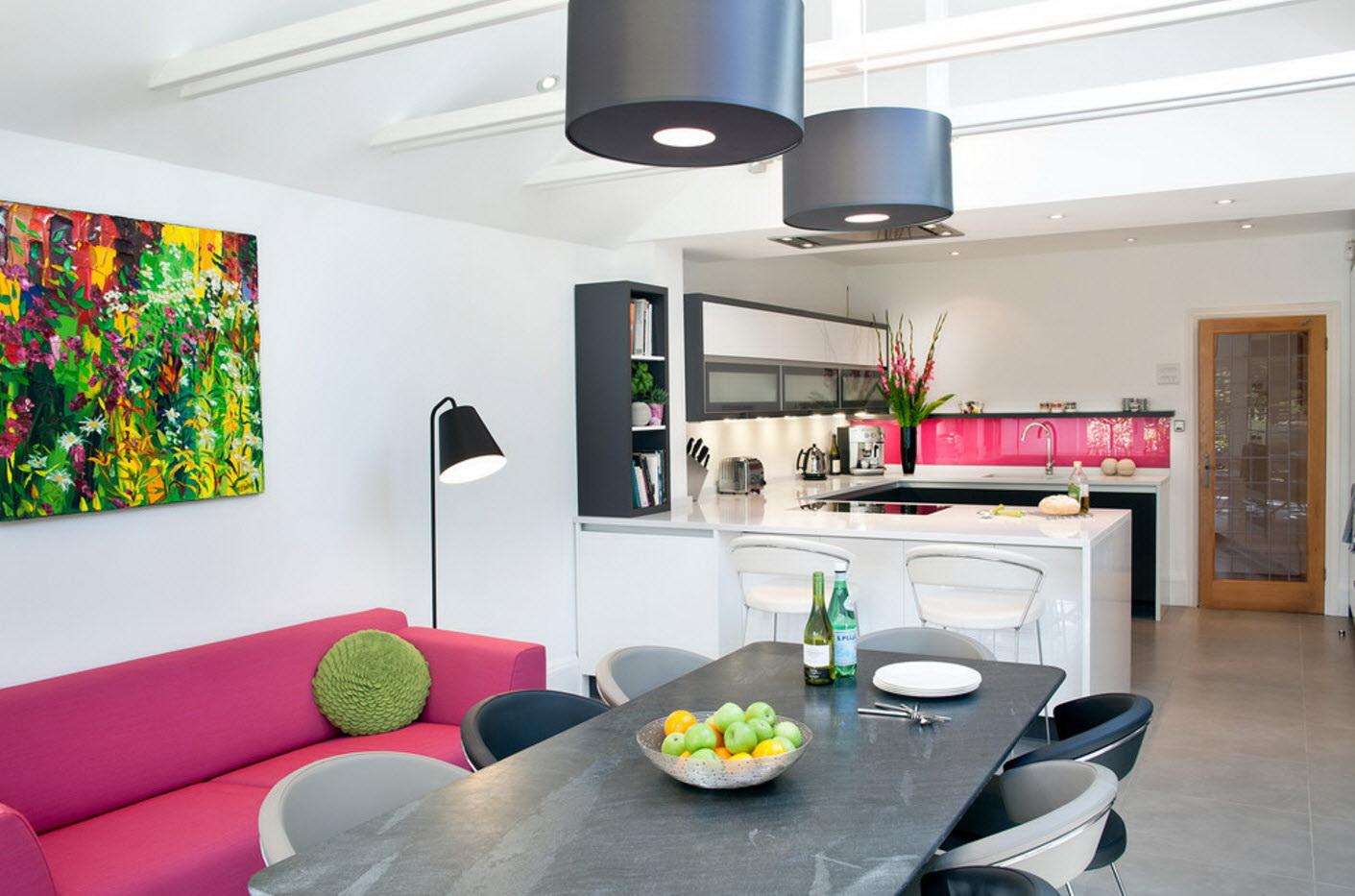 кухни в картинках с диваном в картинках помнить