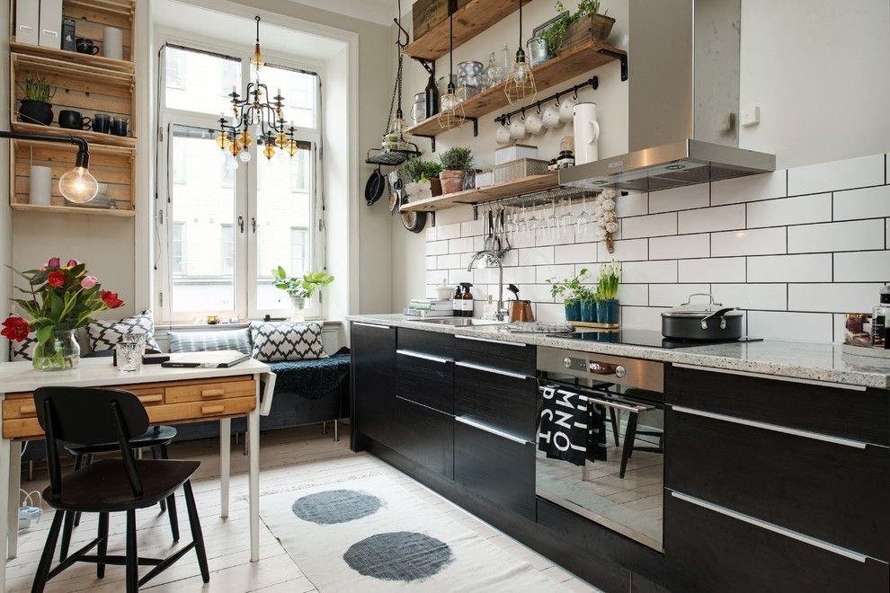 кухня своими руками идеи фото