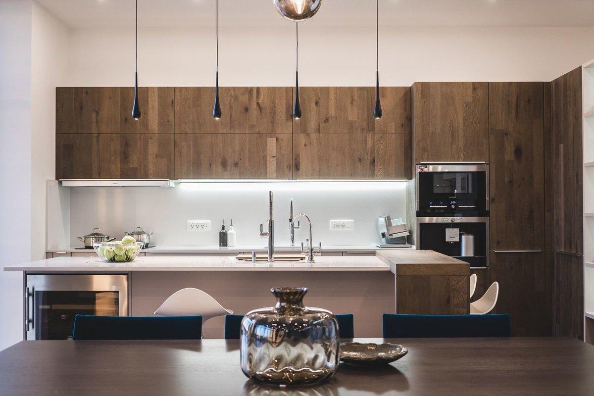 кухня своими руками минимализм