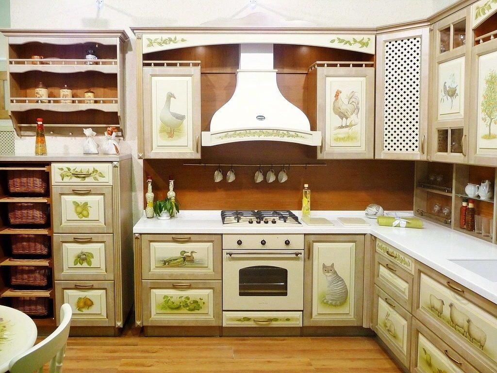 кухня своими руками фото декора
