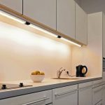 подсветка гарнитура на кухне варианты