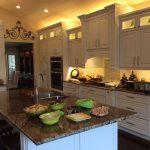 подсветка гарнитура на кухне идеи