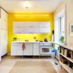 подсветка гарнитура на кухне идеи фото