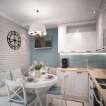 подсветка гарнитура на кухне дизайн
