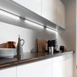 подсветка гарнитура на кухне дизайн фото