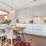подсветка гарнитура на кухне фото дизайна