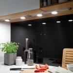 подсветка гарнитура на кухне идеи декор