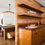 подсветка гарнитура на кухне оформление фото