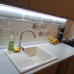 подсветка гарнитура на кухне идеи оформления