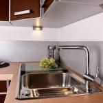 подсветка гарнитура на кухне фото варианты