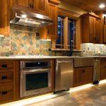 подсветка гарнитура на кухне идеи варианты