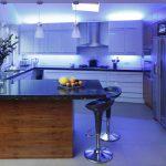 подсветка гарнитура на кухне идеи вариантов