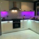 подсветка гарнитура на кухне виды фото