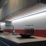 подсветка гарнитура на кухне фото видов