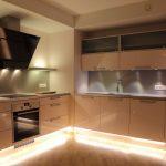 подсветка гарнитура на кухне идеи виды